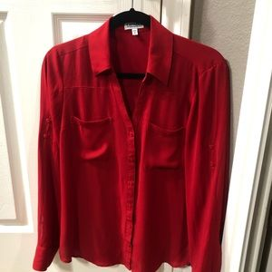 Express Portofino Shirt - red